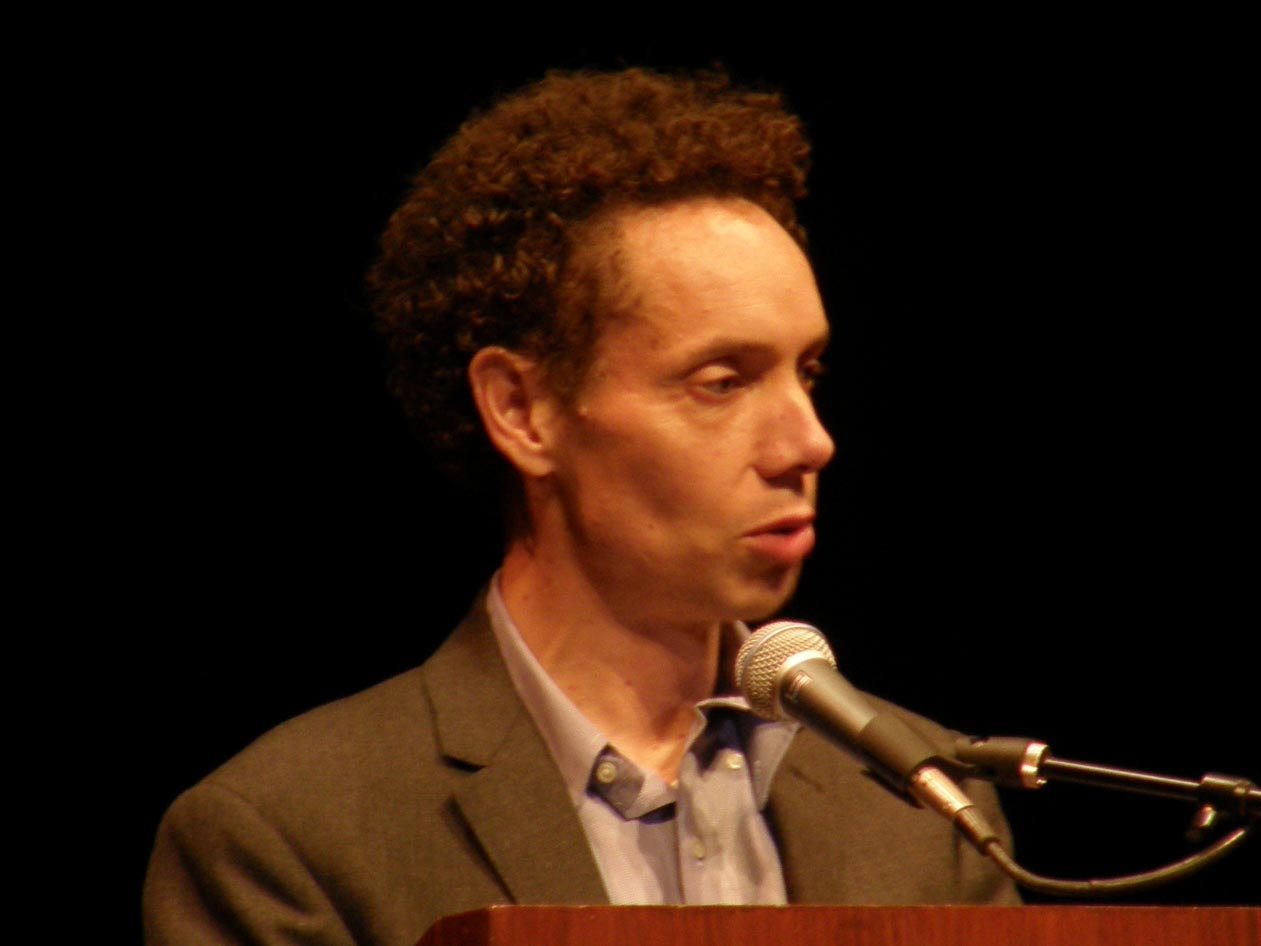 Who is malcolm gladwell dating 2