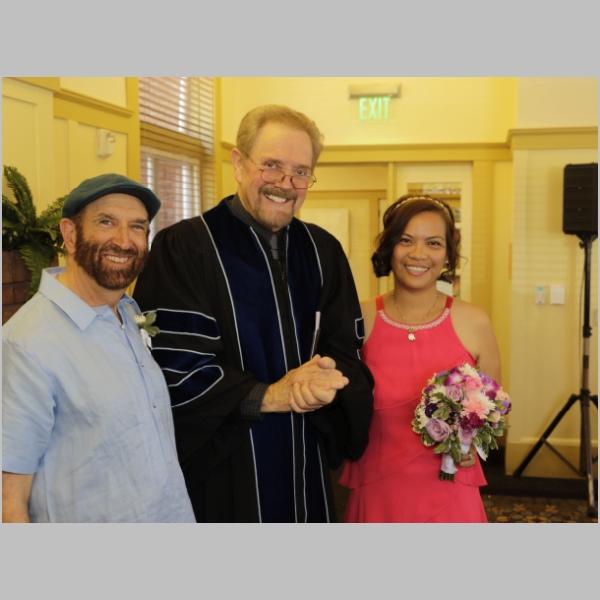 Merlie and Robert's Wedding!