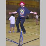 Unicycle/Robert